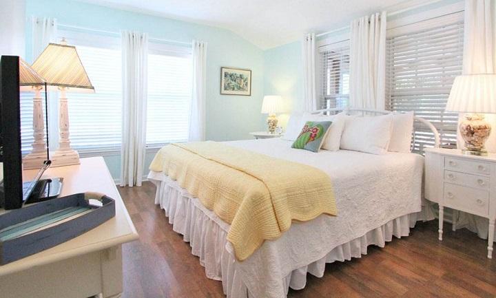 Blue Crab Cottage one bedroom