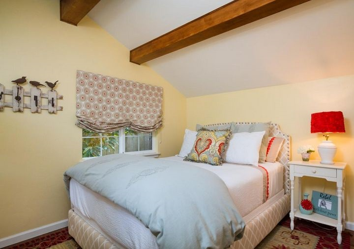 Carmel by the Sea - Guest Bedroom