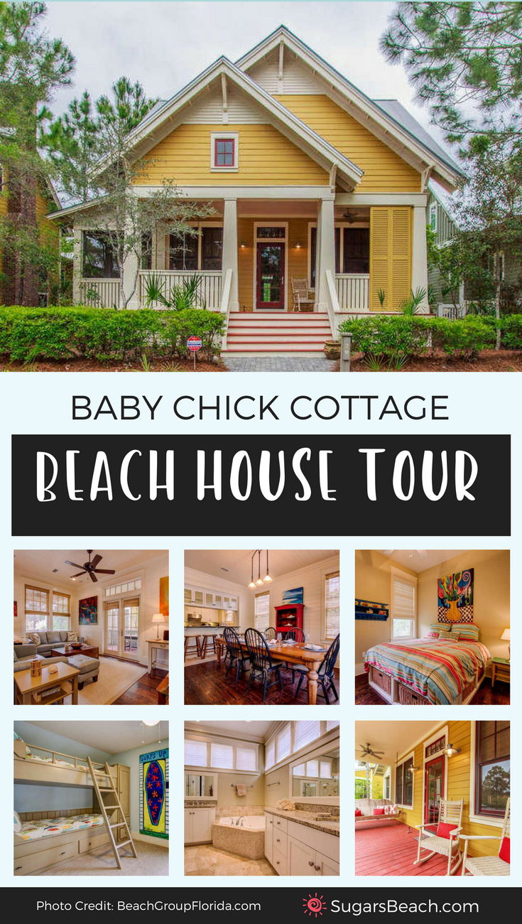 Baby Chick Cottage Beach House Tour