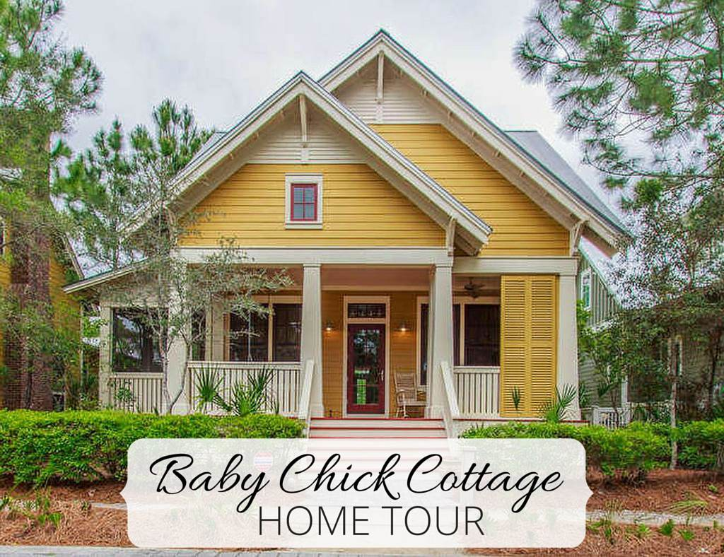 Baby Chick Cottage Home Tour