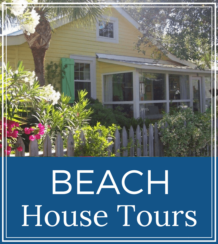 yellow house tour