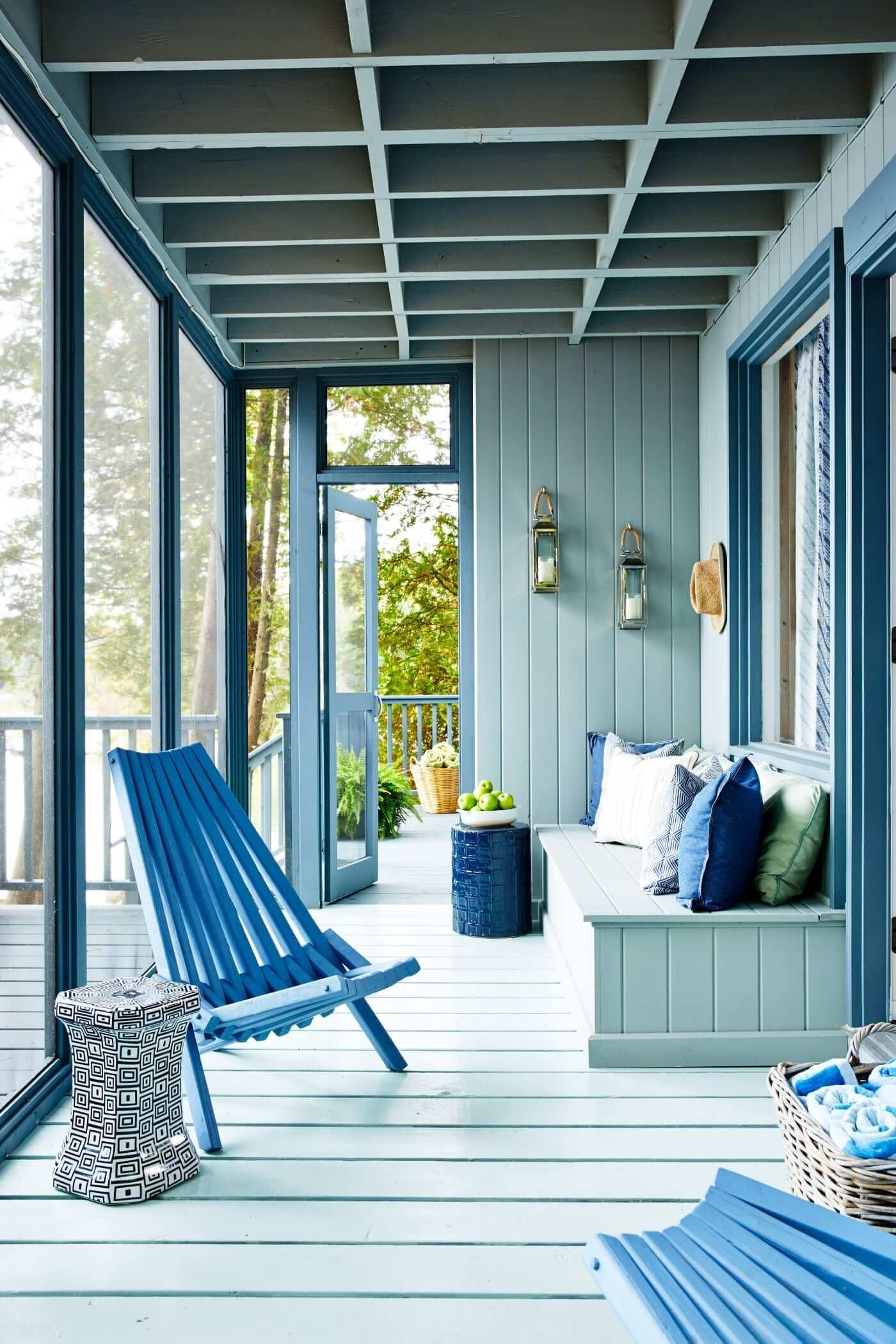 Sarah's Rental Cottage Porch