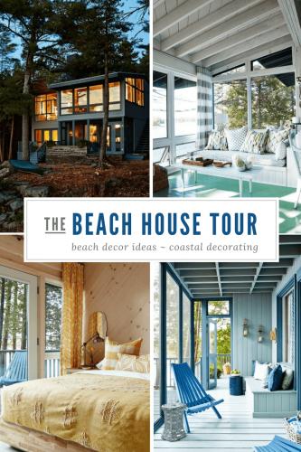 Sarah's Rental Cottage Tour Pin 3