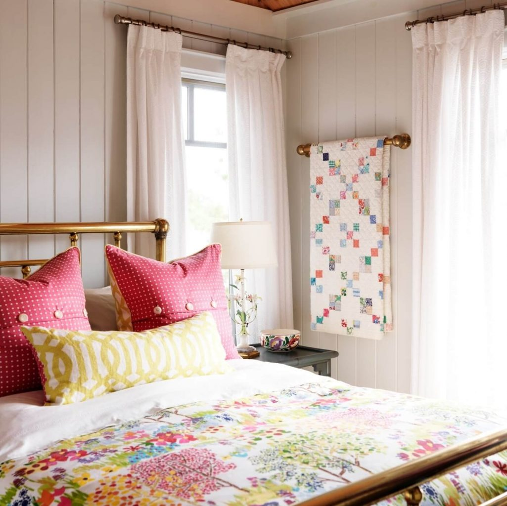 Sarah's Summer House Guest Room
