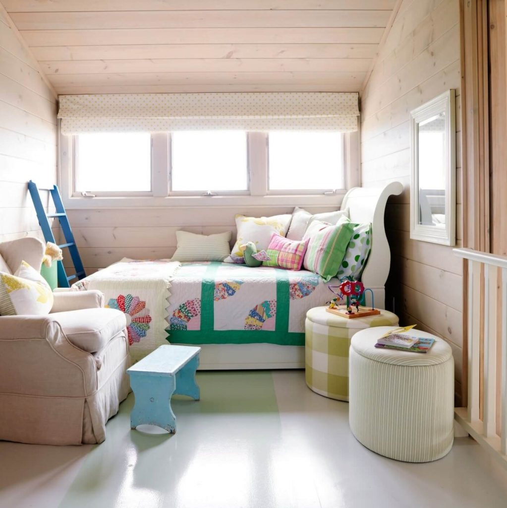 Sarah's Summer House Kids Loft