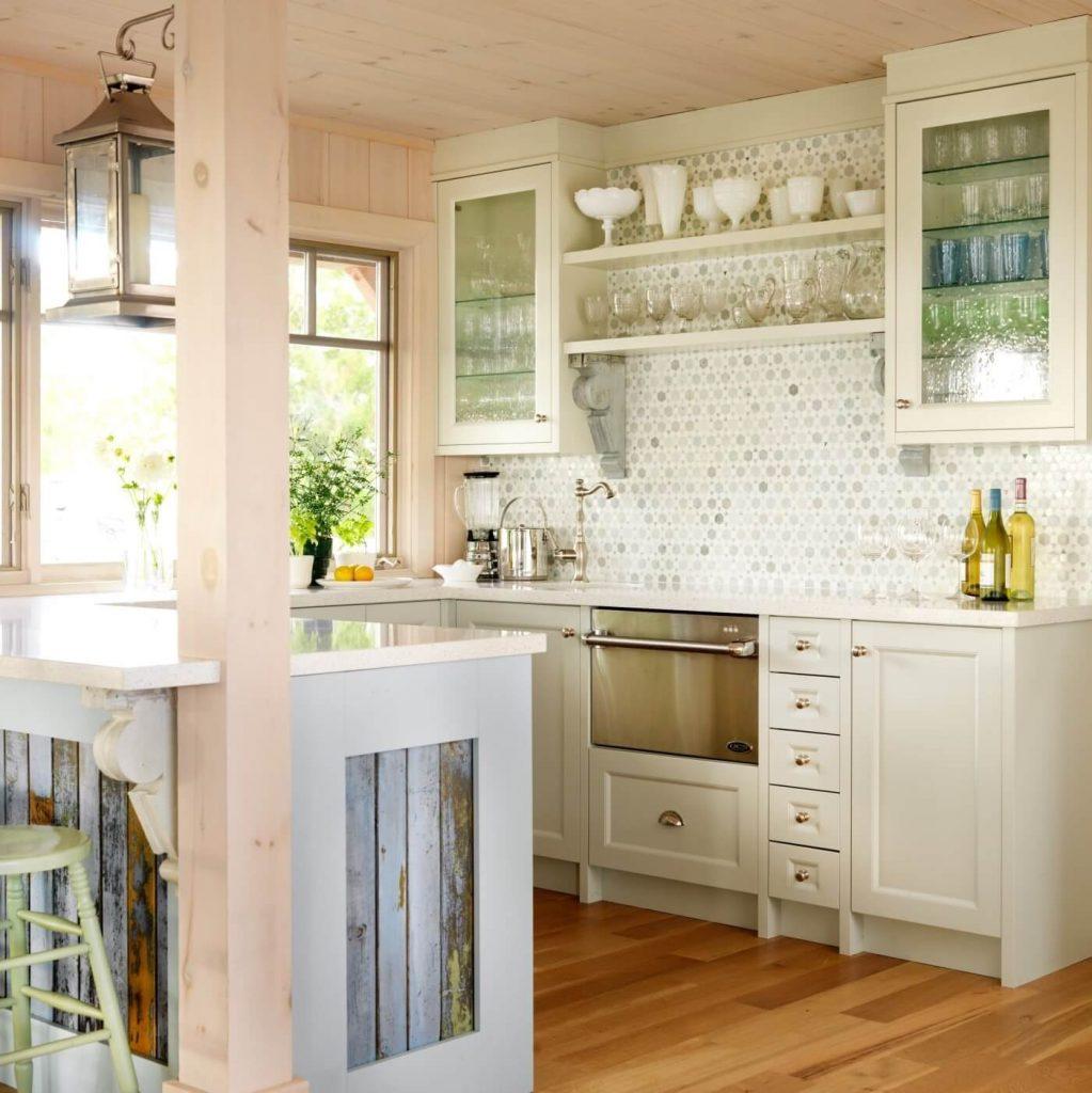 Sarah's Summer House Kitchen