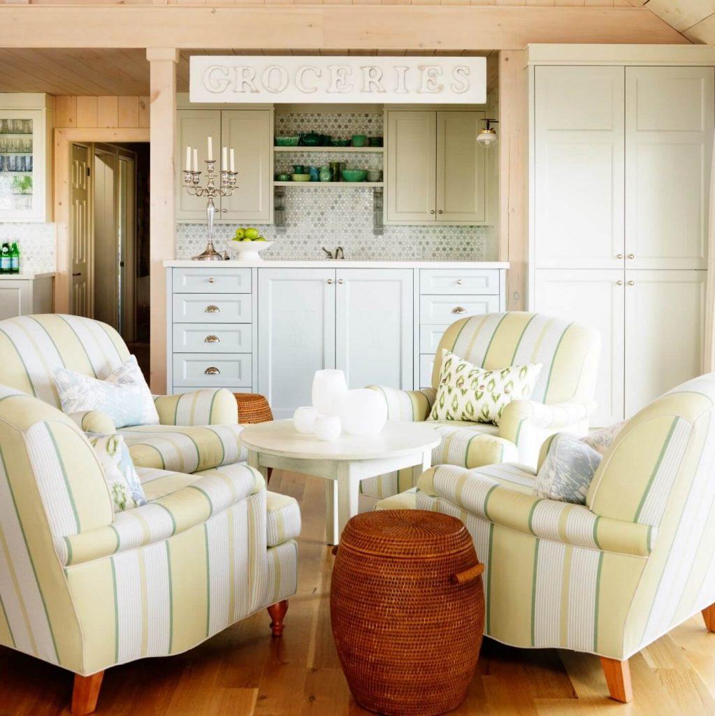 Sarah's Summer House Lounge Seating