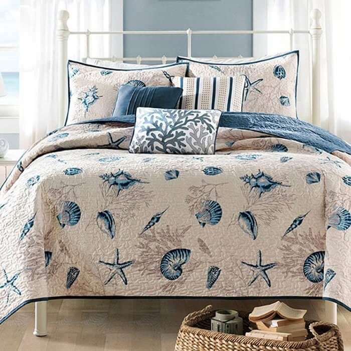 Southhampton+Reversible+Coverlet+Set