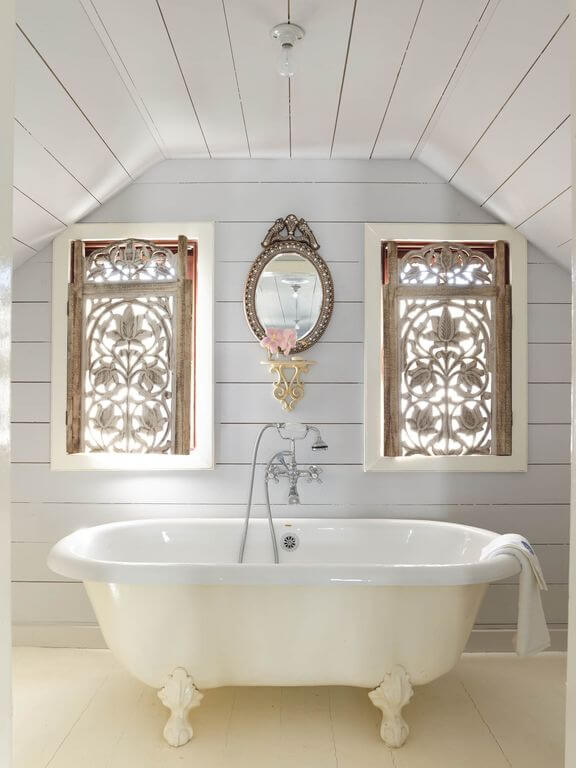 Jewelbox Master Bathroom