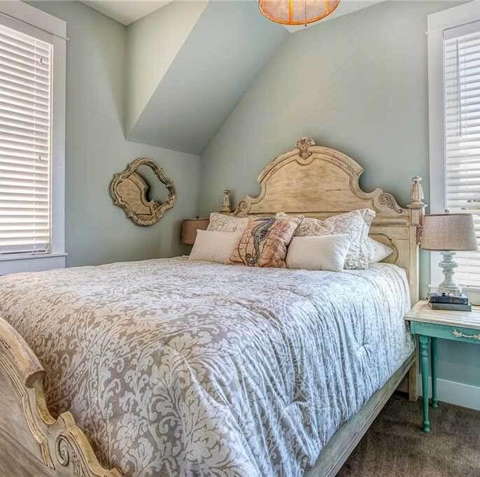 Ocean Tails Guest Bedroom