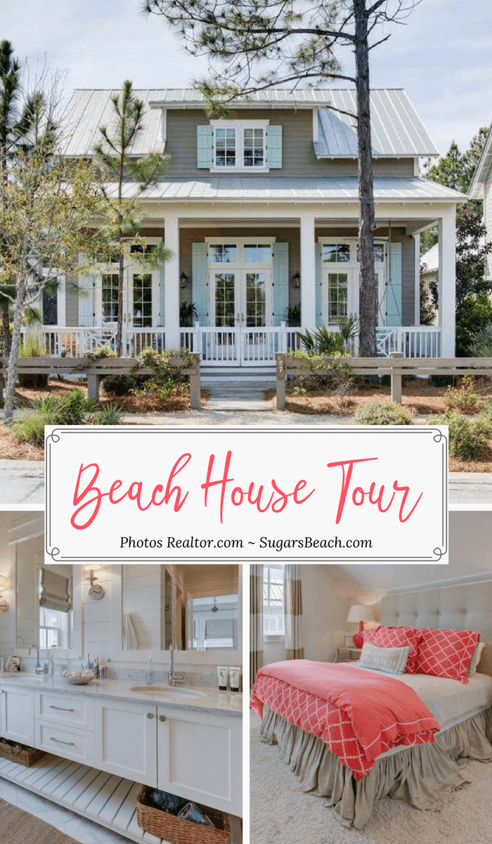 beach house pin