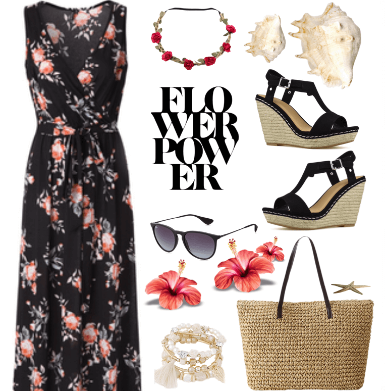 flower power outfit