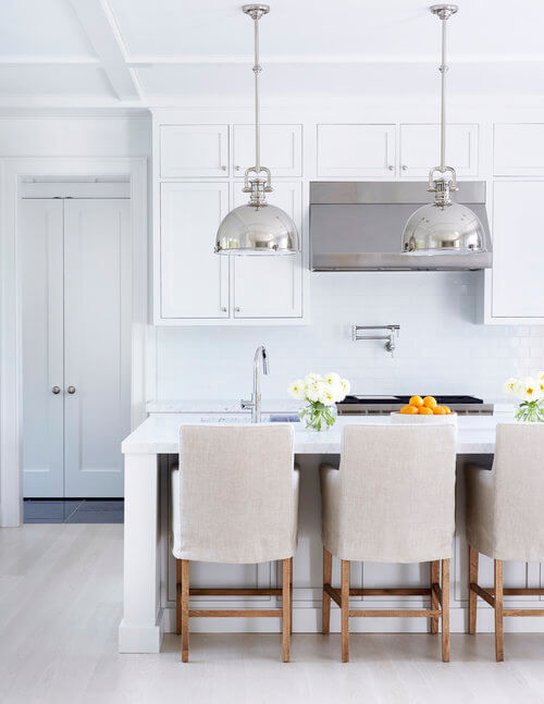 Amagansett Kitchen & Dining Area
