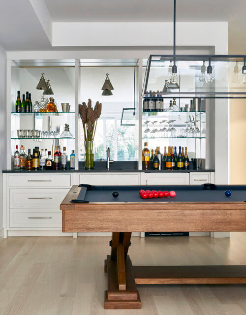 Amagansett Pool table