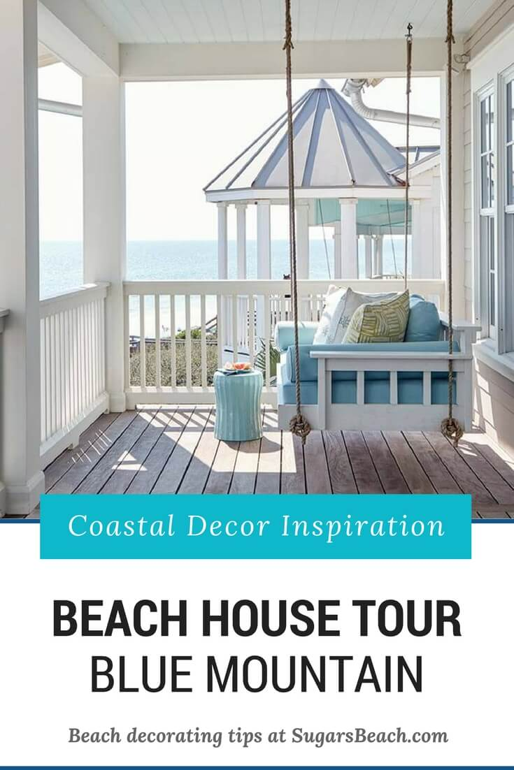 Blue Mountain Beach House Tour