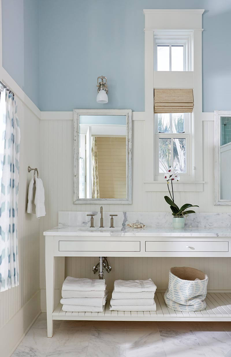 Blue Mountain Master Bathroom