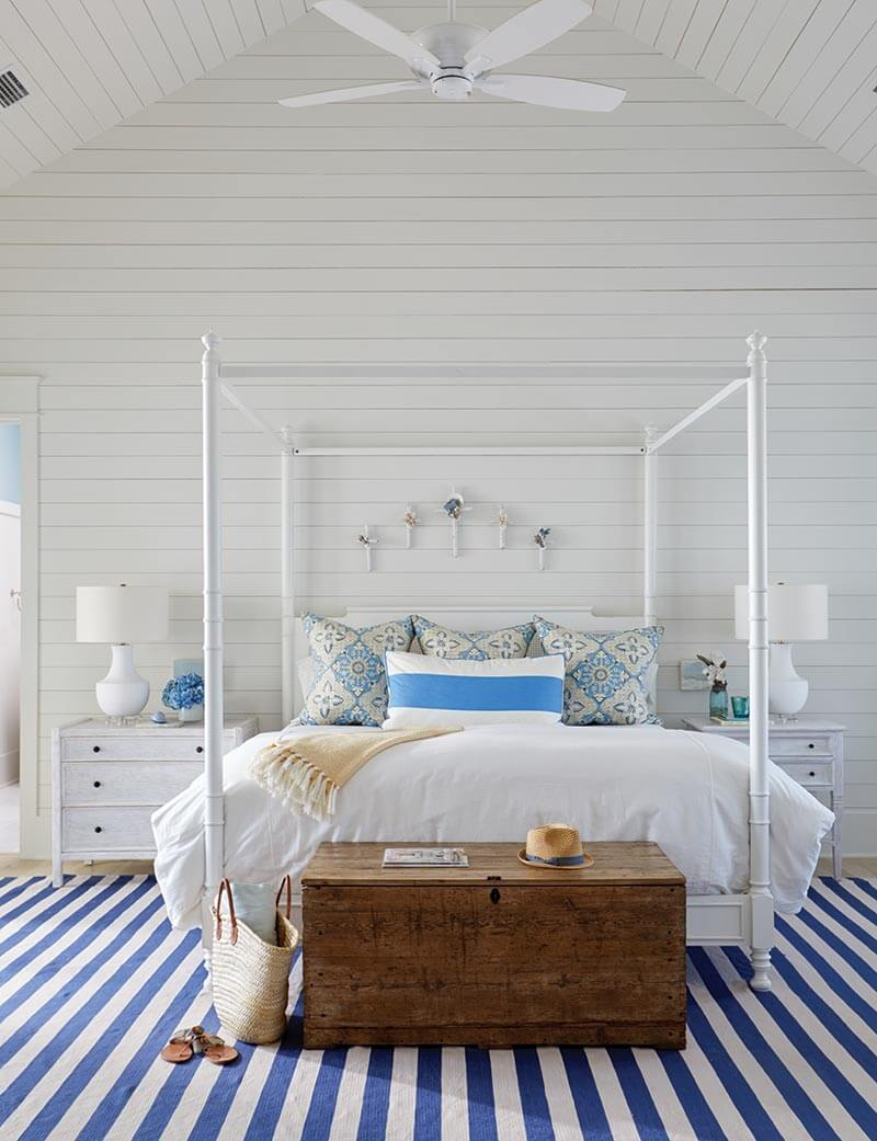 Blue Mountain Master Bedroom