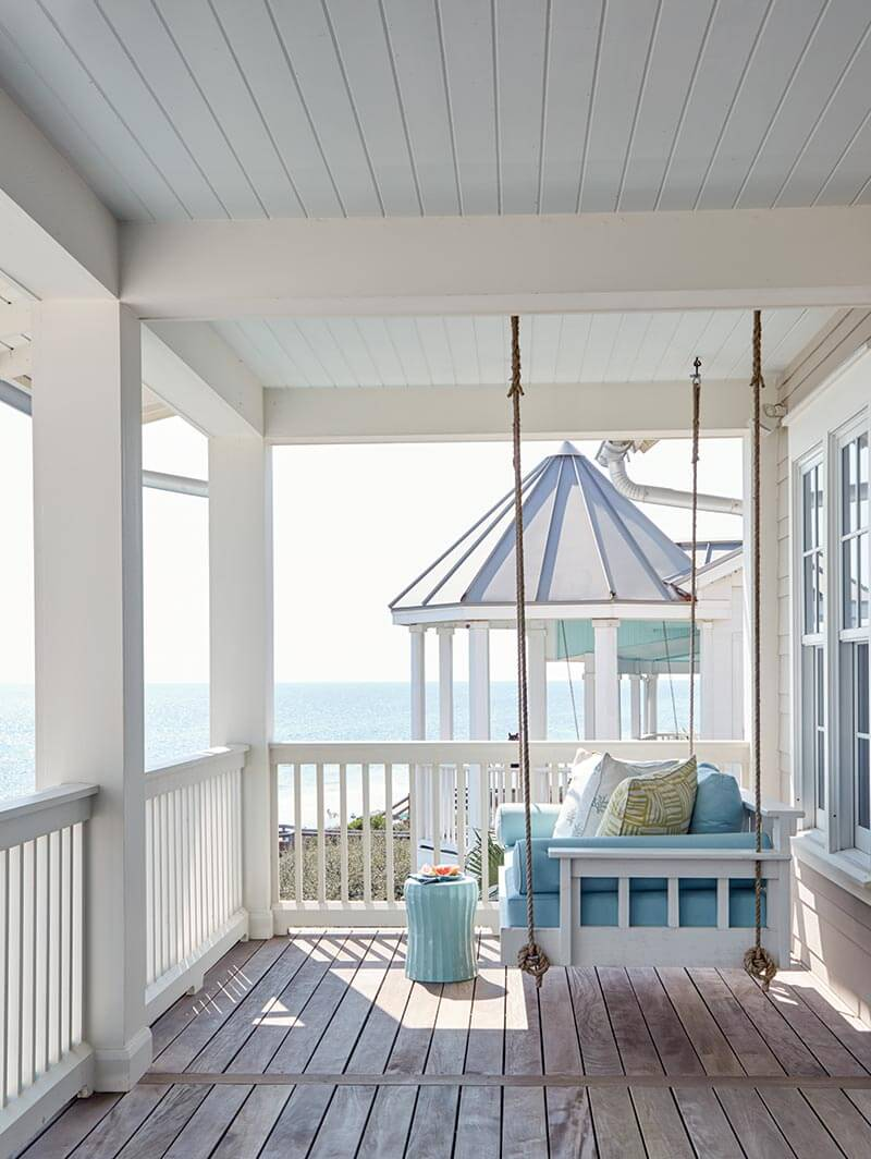 Blue Mountain Porch