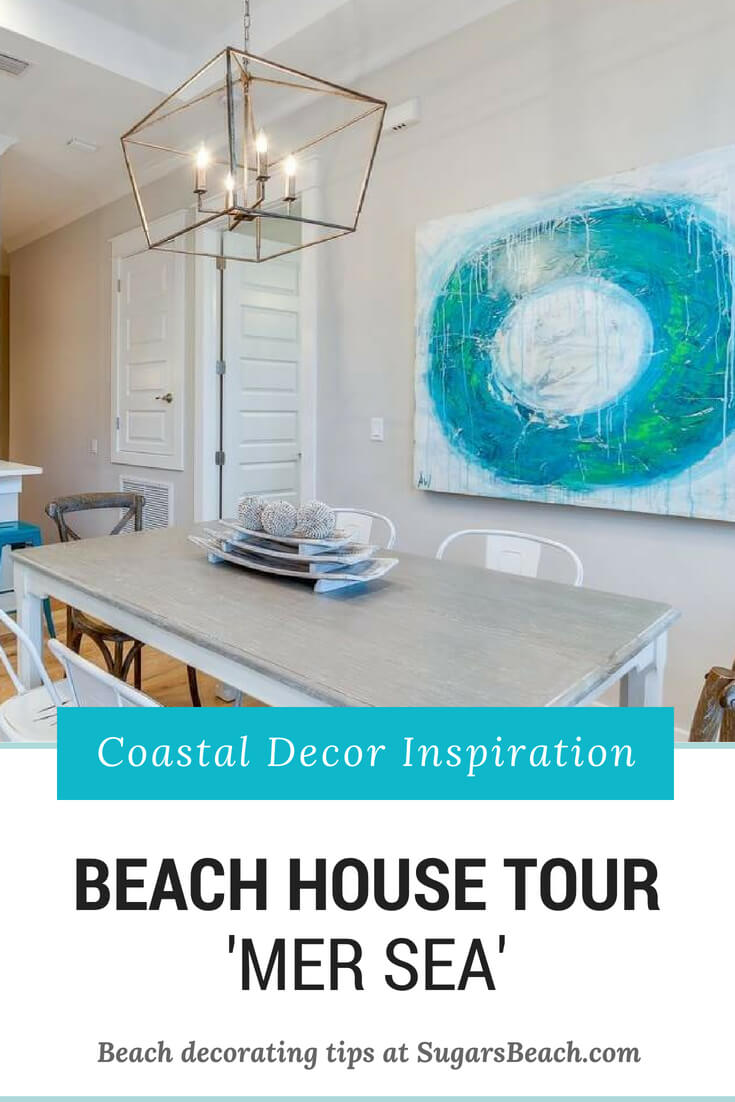 Mer Sea Beach House Tour Pin 1