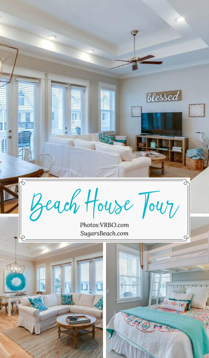 Mer Sea Beach House Tour Pin 2