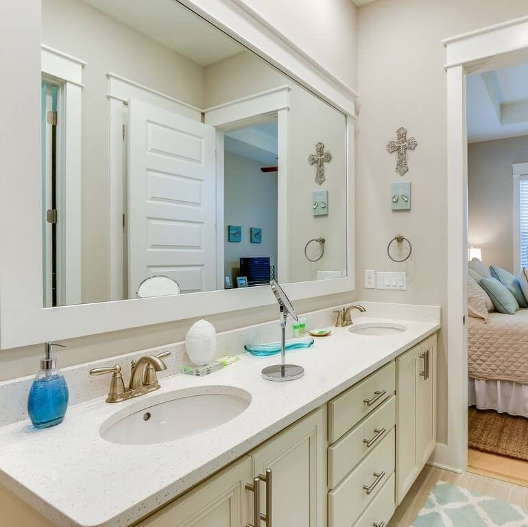 Mer Sea Master Bathroom