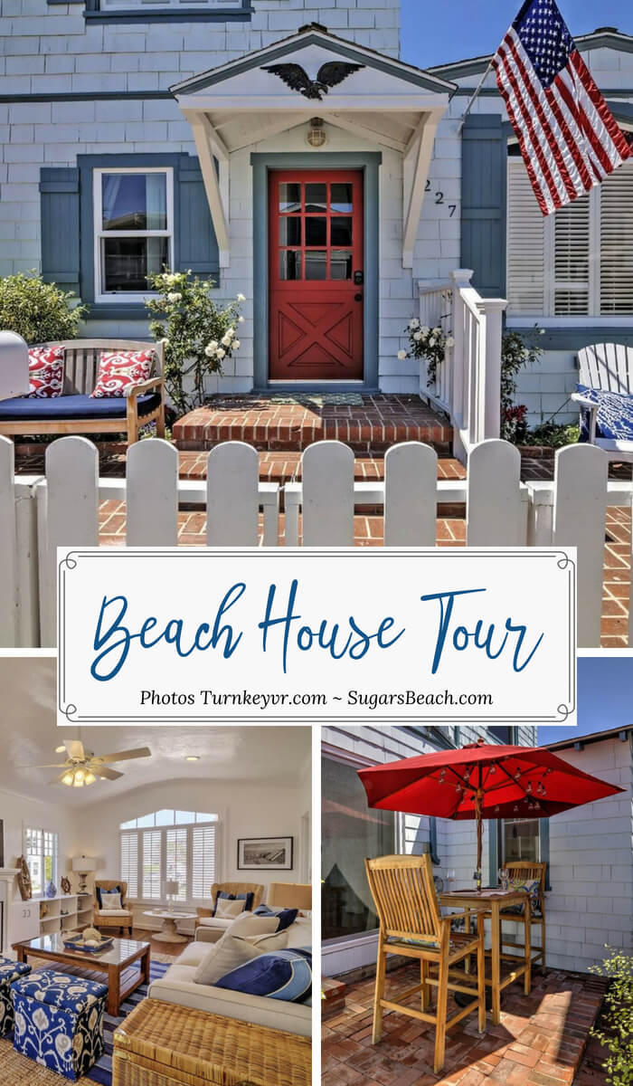 Charming Balboa Island Beach House Tour 2