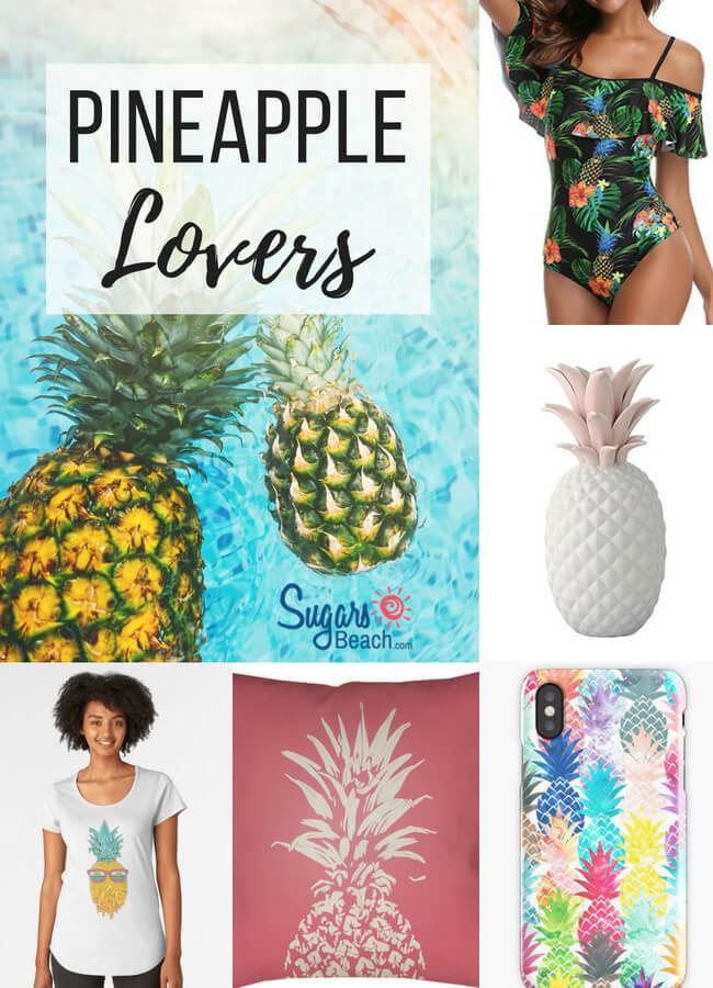 Pineapple Lovers Pineapple Decor Pineapple Shirts More