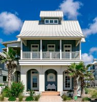 Port Aransas Coastal House Exterior