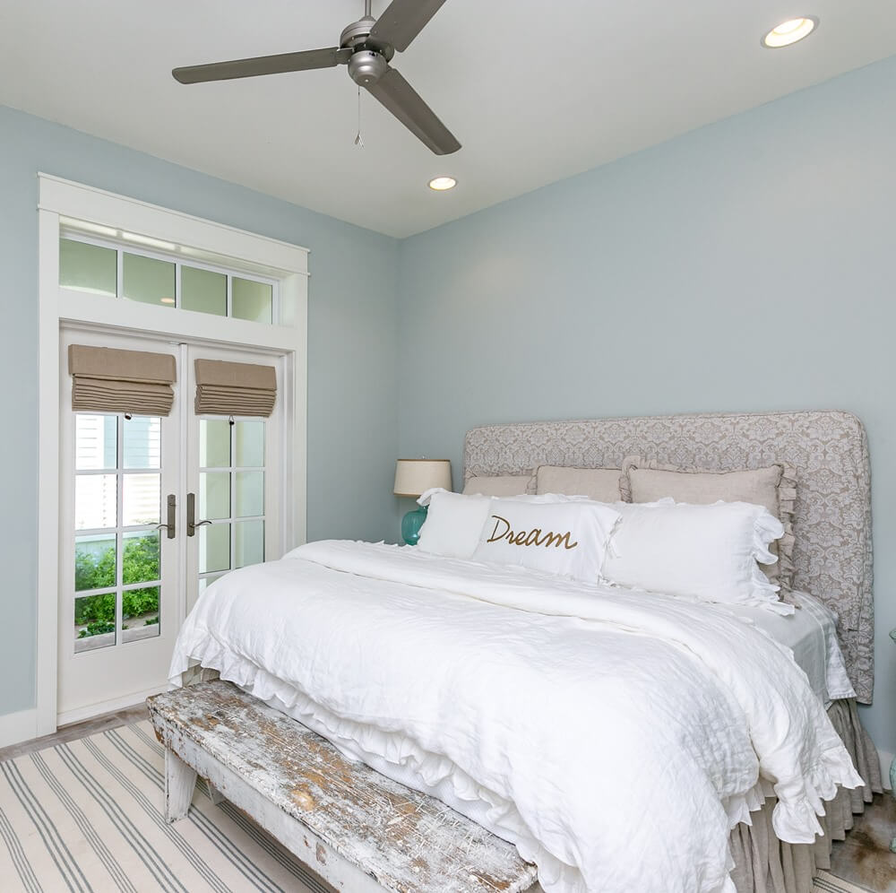 Port Aransas Coastal House Third Bedroom