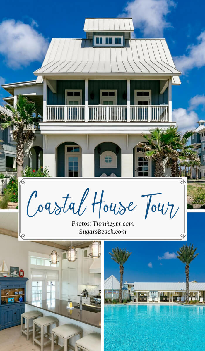Port Aransas Coastal House Tour