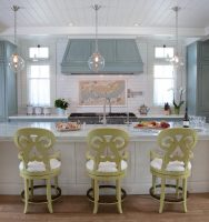 Dreamy Historical Beach House Kitchen