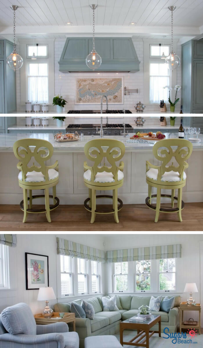 Dreamy Historical Beach House Tour Pin 1