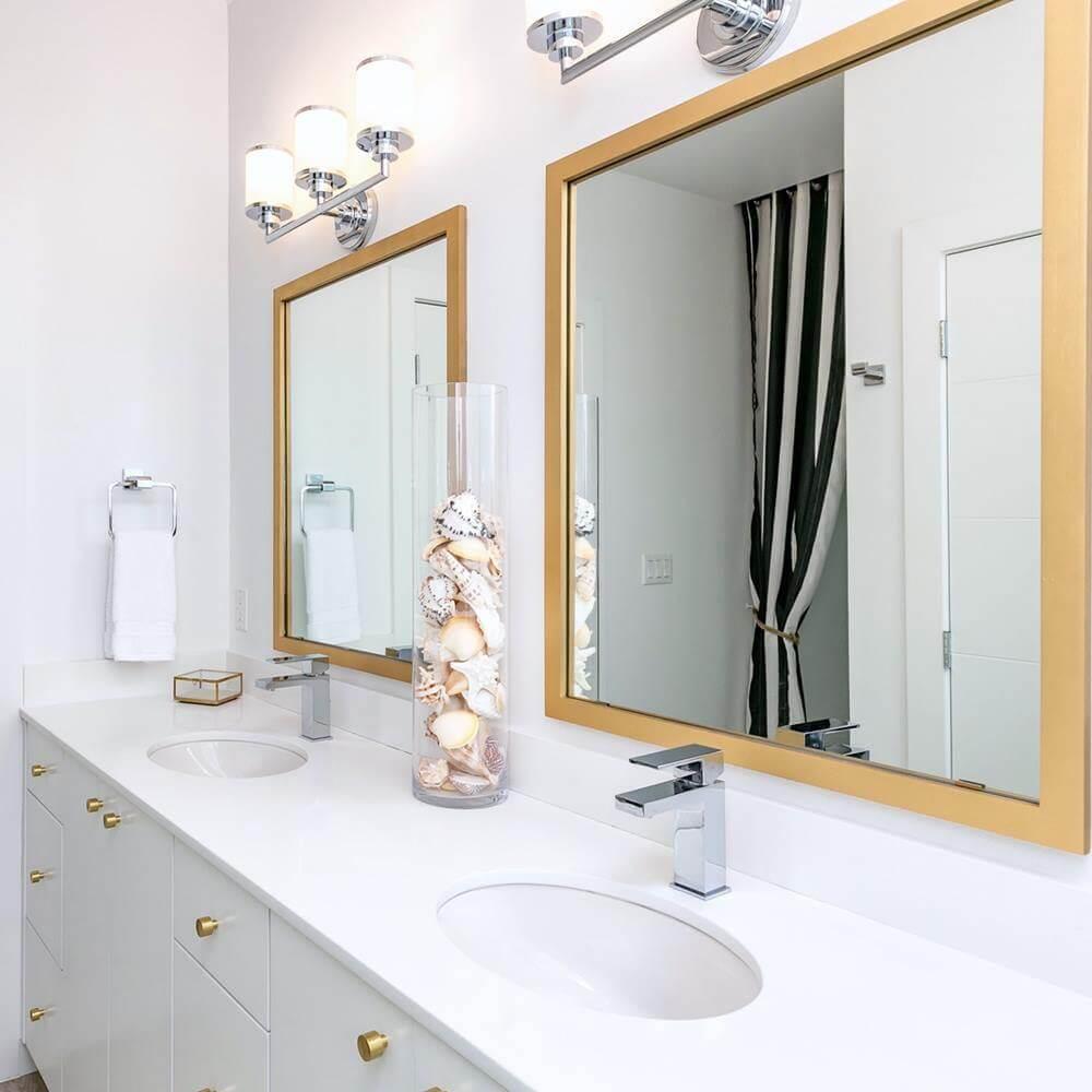 Modern Beach House Rental Port Aransas TX Bathroom