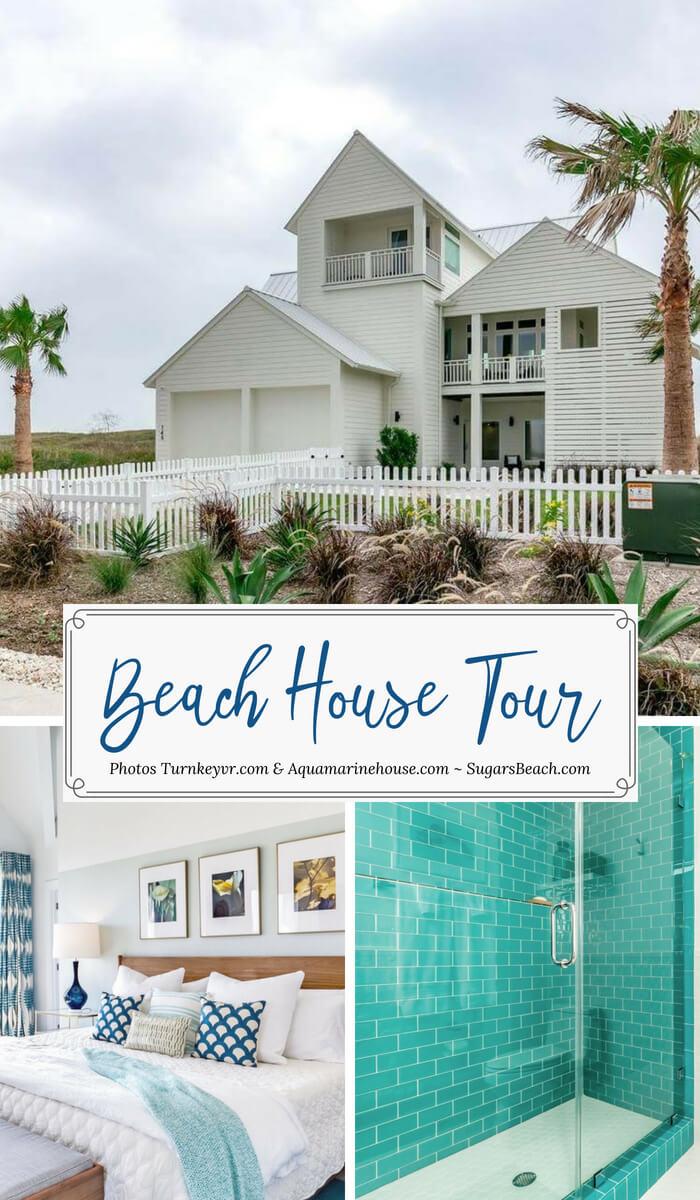 Modern Beach House Rental Port Aransas TX Beach House Tour