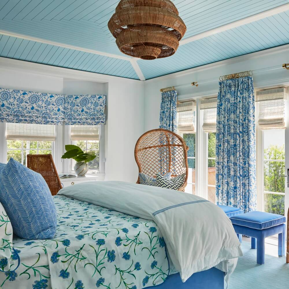 Palm Beach House by the Sea Bedroom