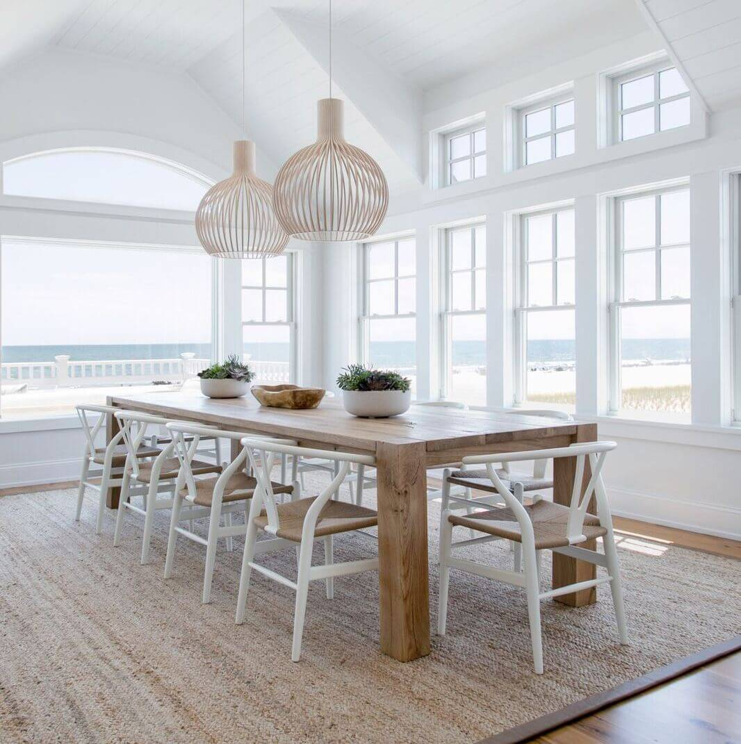 Beach Haven New Jersey House Dining Area