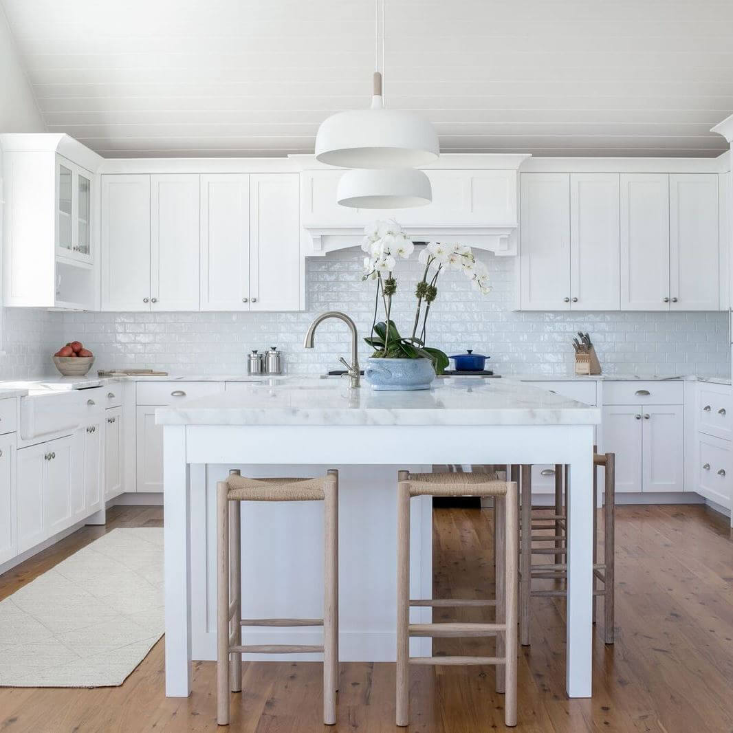 Beach Haven New Jersey House Kitchen