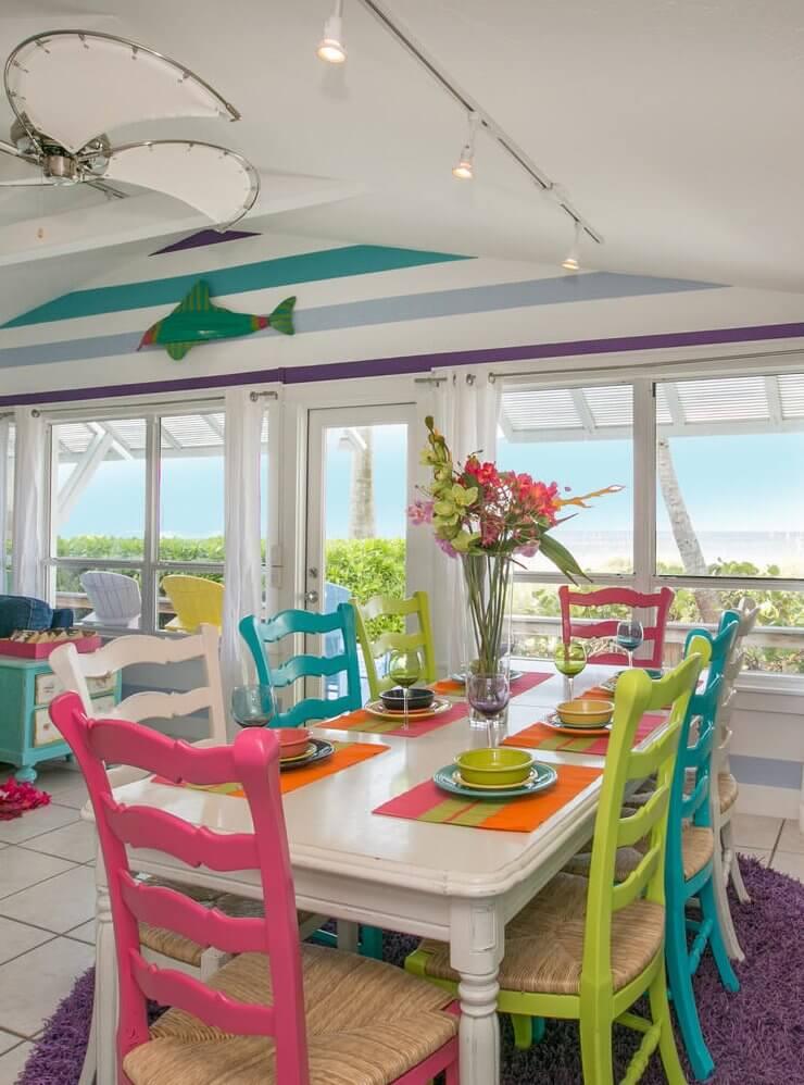 Beach Dining Room Ideas Coastal Decor 2019