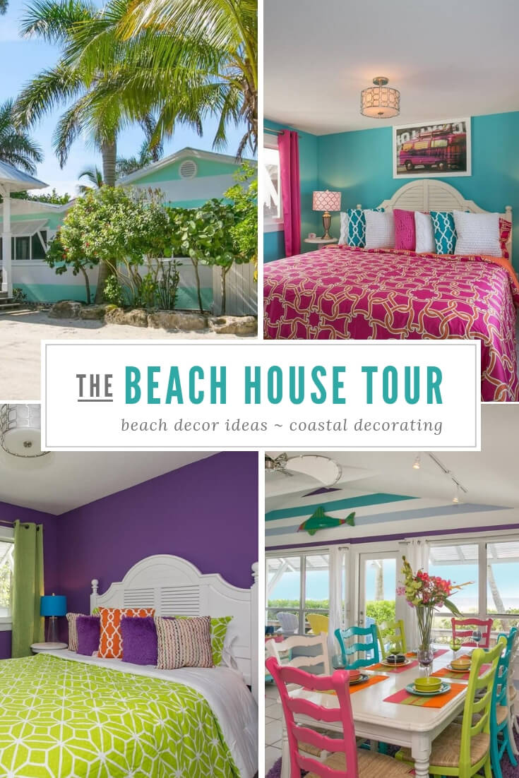 'Limefish' Beach House Rental Tour