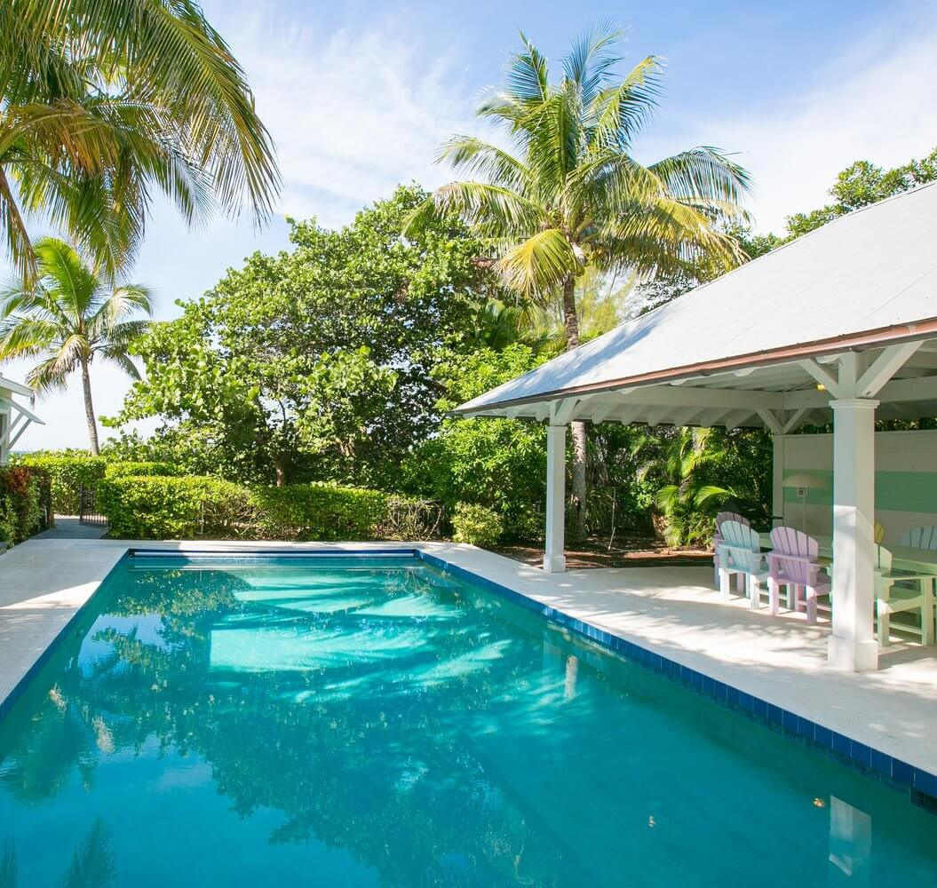 'Limefish' Beach House Rental Tour Pool