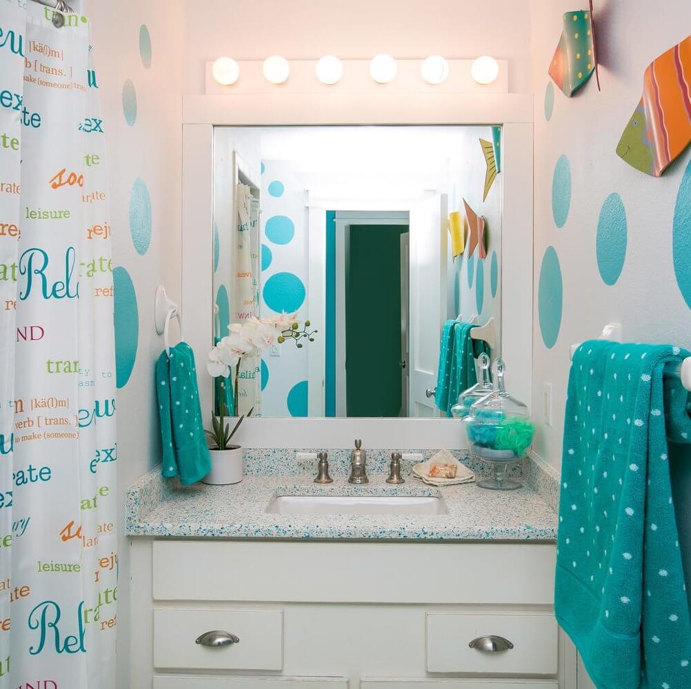 'Limefish' Beach House Rental Tour Shower Room