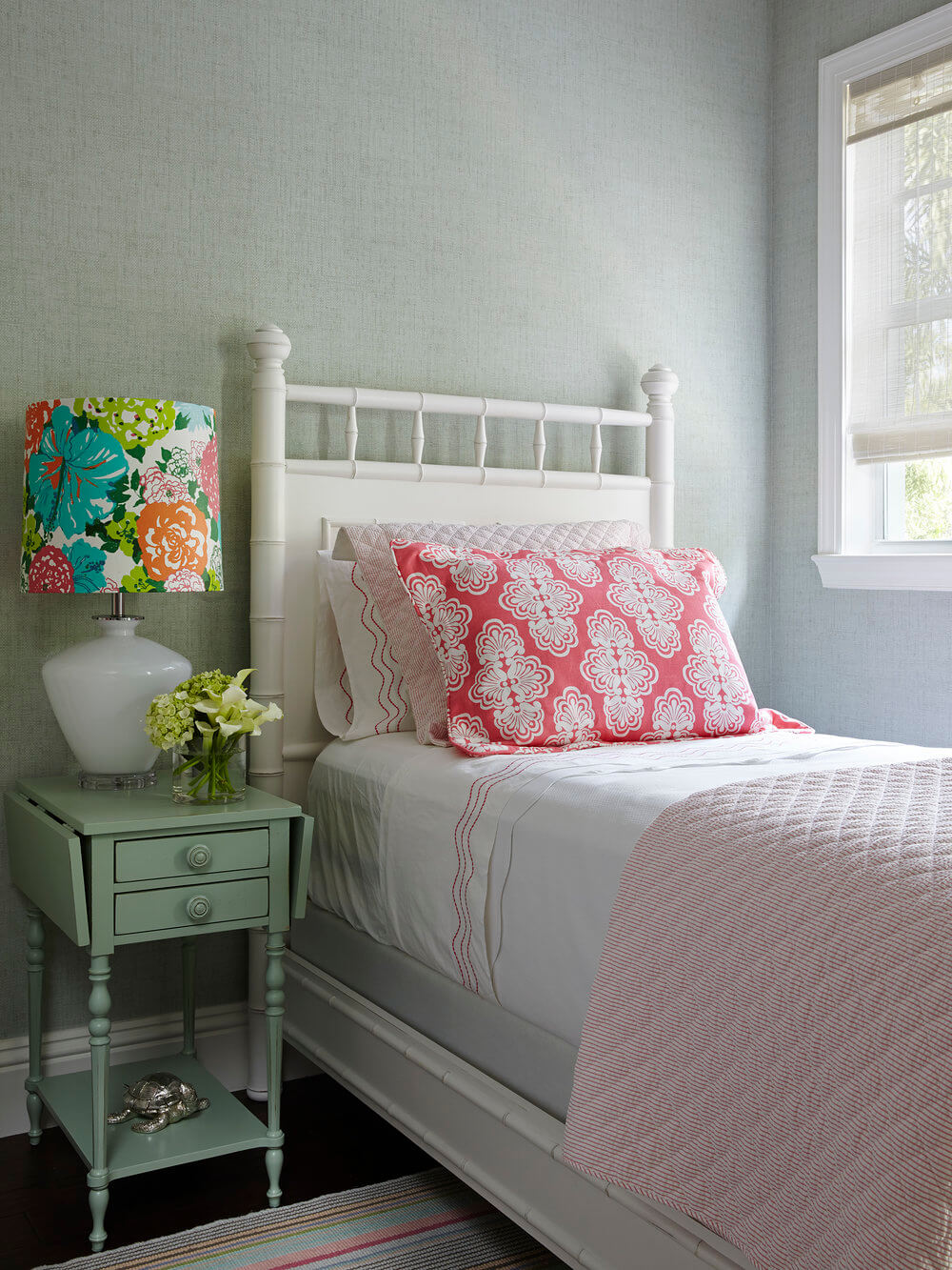 Naturally Serene Tequesta Beach House Guest Bedroom