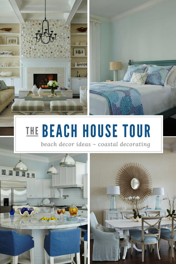 Naturally Serene Tequesta Beach House Pin