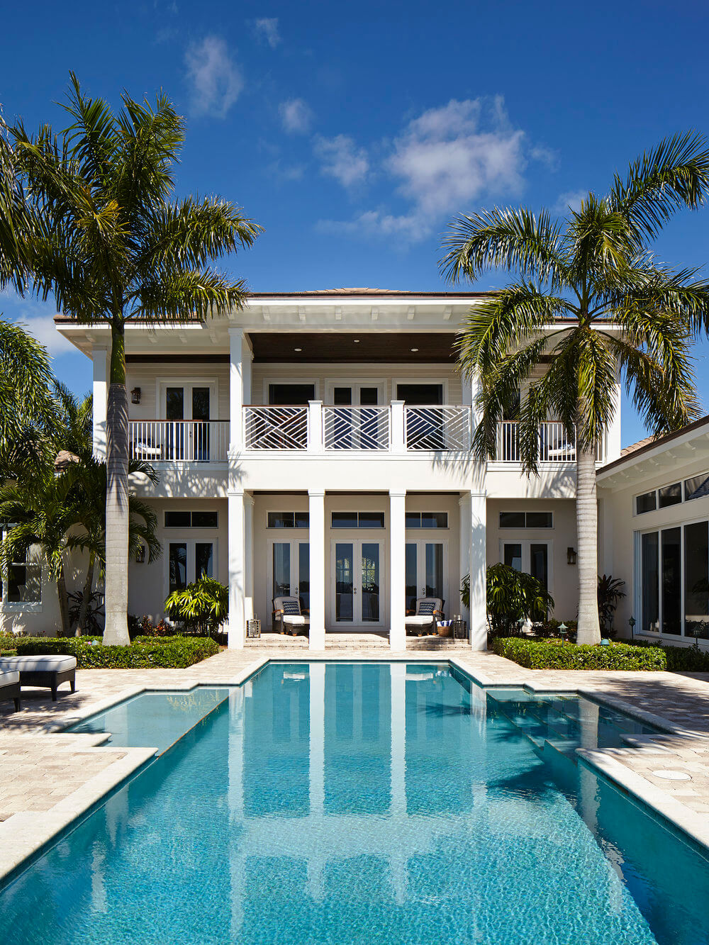 Naturally Serene Tequesta Beach House Pool