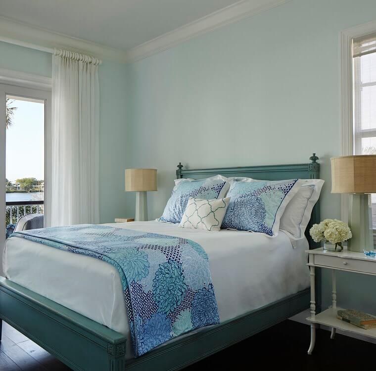 Naturally Serene Tequesta Beach House Second Bedroom