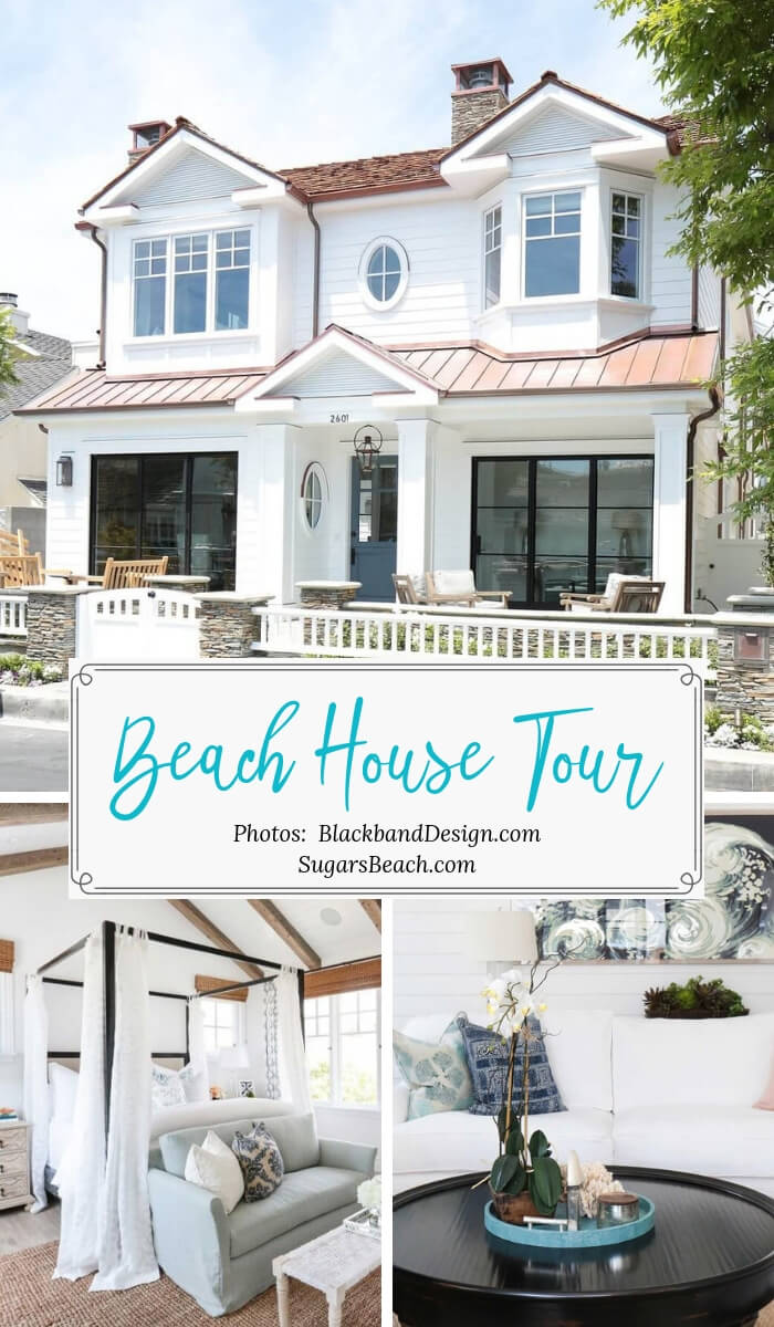 Newport Beach California Coastal Home Tour