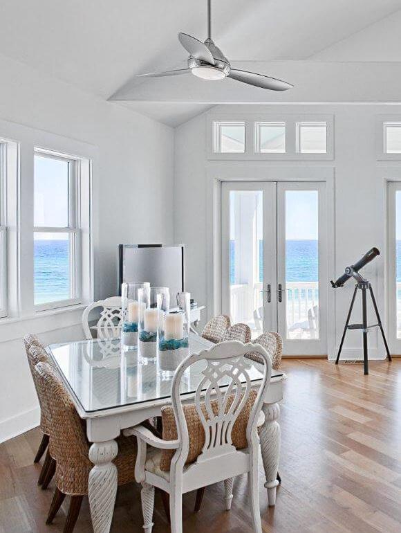 Carillon Beach Florida Beach House Dining Area