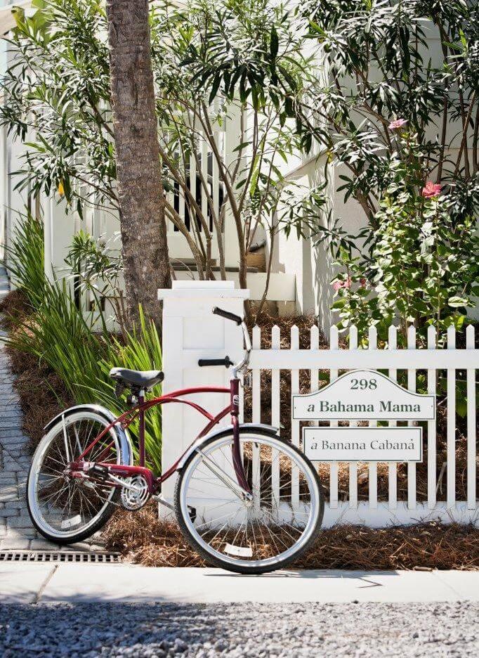 Carillon Beach Florida Beach House Exterior Shot