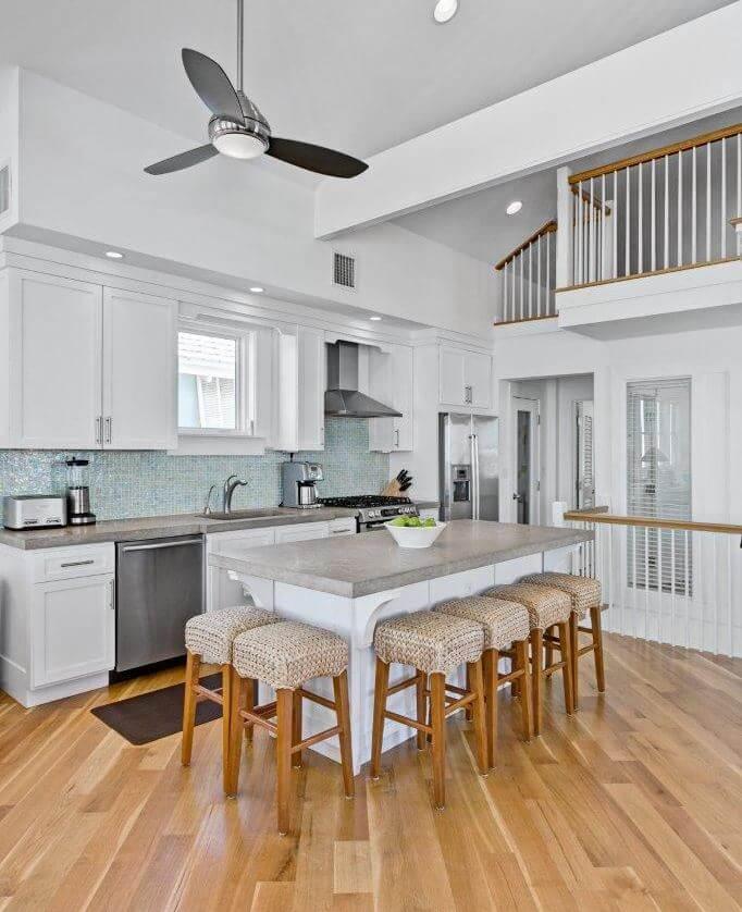 Carillon Beach Florida Beach House Kitchen