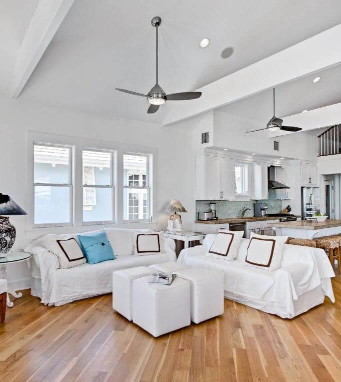Carillon Beach Florida Beach House Living Area